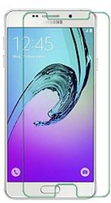BIZBEEtech Tempered Glass Guard for Samsung Galaxy A5 2016 Edition(Pack of 1)