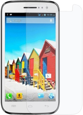 AmericHome Tempered Glass Guard for Micromax Canvas Amaze Q491