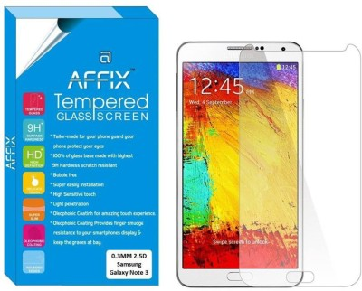 "Affix Tempered Glass Guard for Samsung Galaxy Note 3 (5.7"" Inch Display)"