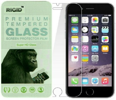 Rigid Tempered Glass Guard for Apple iPhone 4s(Pack of 1)