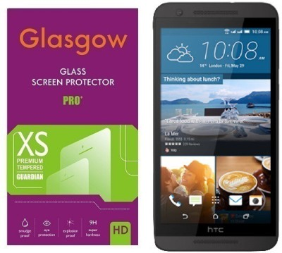 Glasgow Tempered Glass Guard for HTC One E9s(Pack of 1)