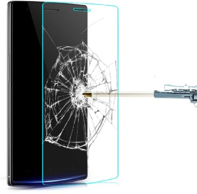 Heartly Tempered Glass Guard for OPPO Find 7 7a X9076(Pack of 1)