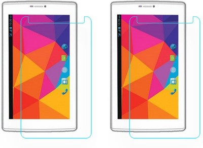Rainbow Screen Guard for Micromax Canvas Tab P480