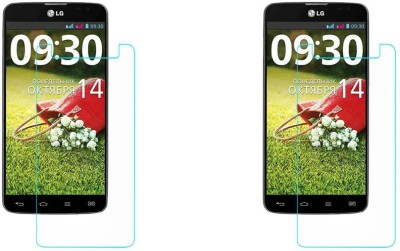 ACM Tempered Glass Guard for Lg G Pro Lite D686, (Pack of 2)(Pack of 2)