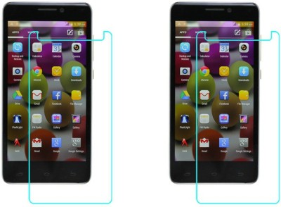 ACM Tempered Glass Guard for Spice Stellar 520(Pack of 2)