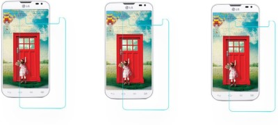 ACM Tempered Glass Guard for Lg L70 Dual D325(Pack of 3)
