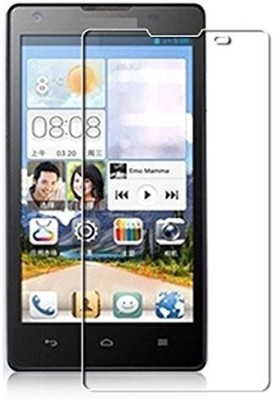Lively Tempered Glass Guard for Huawei Ascend G700(Pack of 1)