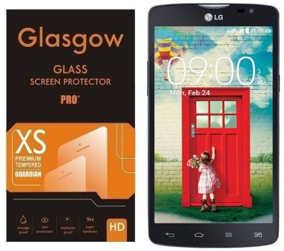AmericHome Tempered Glass Guard for LG L80