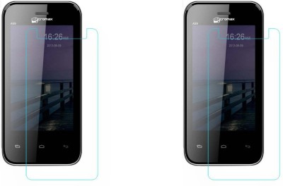 ACM Tempered Glass Guard for Micromax Bolt A59(Pack of 2)