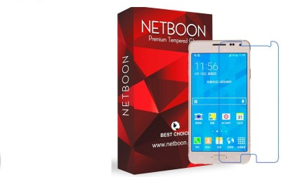 Netboon Tempered Glass Guard for Samsung Galaxy Alpha G850(Pack of 1)