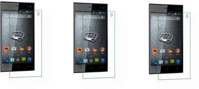 ACM Tempered Glass Guard for Micromax Canvas Xpress A99 (Pack of 3)(Pack of 3)