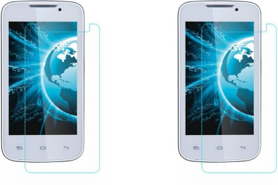 ACM Tempered Glass Guard for Lava Iris 3g 402+(Pack of 2)
