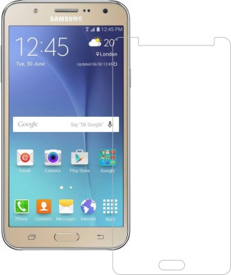 Grafins Tempered Glass Guard for Samsung Galaxy J7 - 2015(Pack of 1)