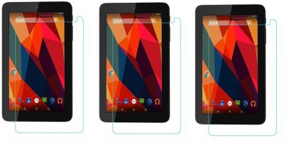 timeless design cdc5b 226b3 Colorcase Tempered Glass Guard for Micromax Canvas Tab P681