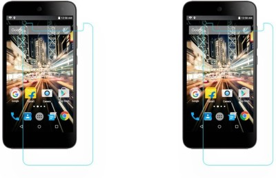ACM Tempered Glass Guard for Micromax Canvas Amaze 2 E457(Pack of 2)