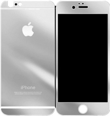 Go Crazzy Tempered Glass Guard for Apple iPhone 6 Plus(Pack of 1)