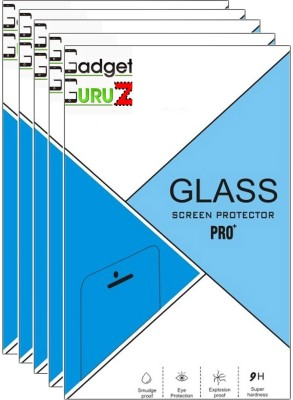 GadgetGuruz Tempered Glass Guard for Gionee Elife S5.1(Pack of 5)