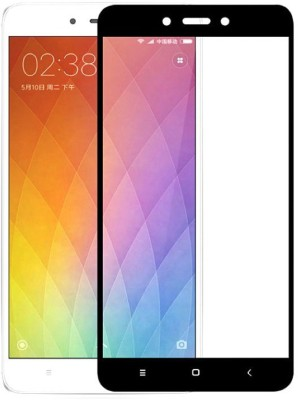 AMFIN Tempered Glass Guard for Lenovo K6 Note(Pack of 1)
