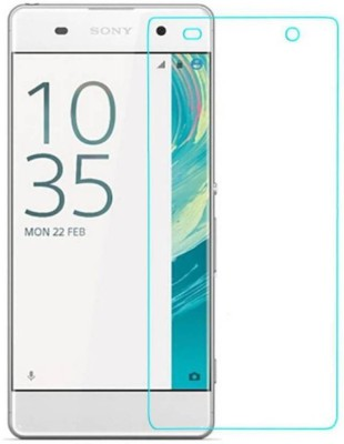 EASYBIZZ Tempered Glass Guard for SONY XA ULTRA(Pack of 1)