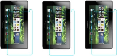 ACM Tempered Glass Guard for Blackberry Playbook(Pack of 3)