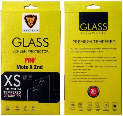 BLATE Tempered Glass Guard for MOTOROLA MOTO X2