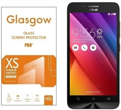 Glasgow Tempered Glass Guard for Asus Zenfone Go 5.0 (5 inch Display)(Pack of 1)