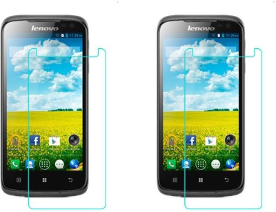 ACM Tempered Glass Guard for Lenovo S820(Pack of 2)
