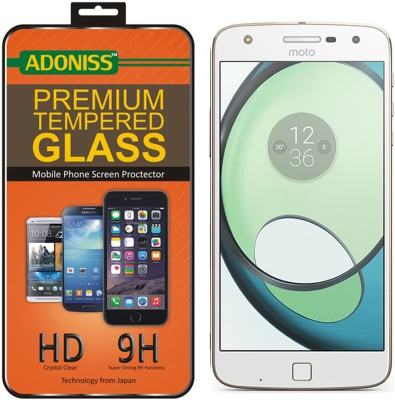 Adoniss Tempered Glass Guard for Motorola Moto Z Play