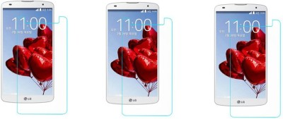 ACM Tempered Glass Guard for Lg G Pro 2 D838(Pack of 3)