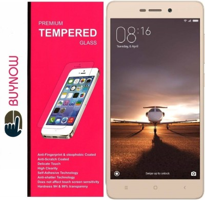 Buynow Tempered Glass Guard for Xiaomi Redmi 3S Prime (5 inch) Flipkart