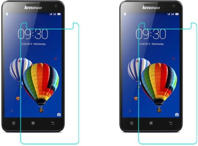 ACM Tempered Glass Guard for Lenovo S580(Pack of 2)