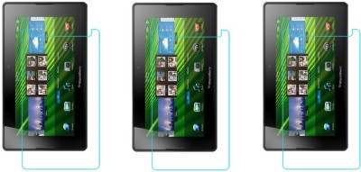ACM Tempered Glass Guard for Blackberry Playbook 4g(Pack of 3)