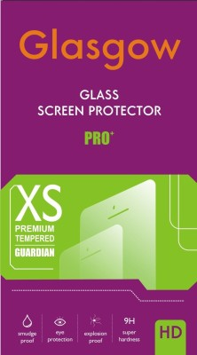Glasgow Tempered Glass Guard for Gionee Pioneer P3(Pack of 1)