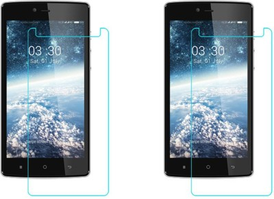 ACM Tempered Glass Guard for Lava X46(Pack of 1)
