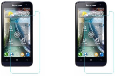 ACM Tempered Glass Guard for Lenovo P770(Pack of 2)