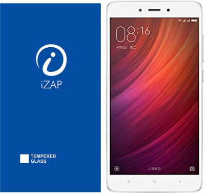 iZAP Tempered Glass Guard for Mi Redmi Note 4(Pack of 1)