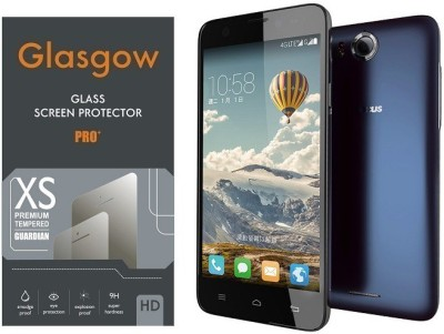 Glasgow Tempered Glass Guard for InFocus M530(Pack of 1)