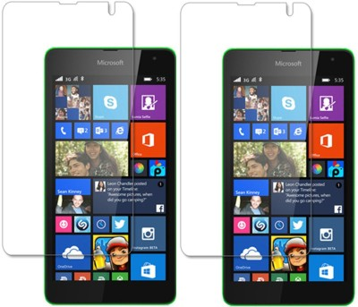 Novo Style Tempered Glass Guard for Nokia Lumia 535