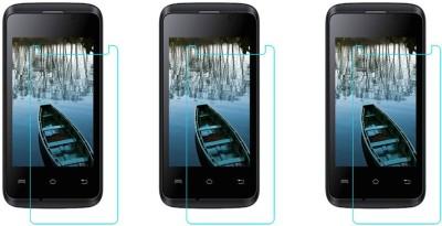 ACM Tempered Glass Guard for Intex Aqua T3(Pack of 3)