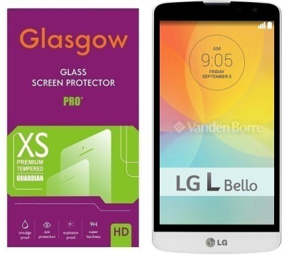 Glasgow Tempered Glass Guard for LG L Bello D335