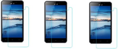 Mobile Care Screen Guard for Xolo Q-2000L(Pack of 2)