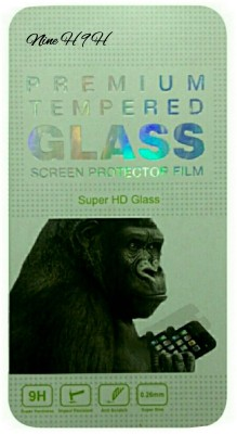 NINE H Tempered Glass Guard for Sony Xperia E4g