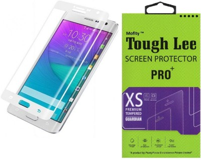 Tough Lee Tempered Glass Guard for Samsung Galaxy Note Edge(Pack of 1)