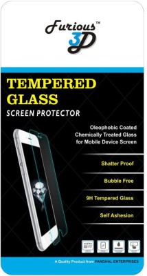Furious3D Tempered Glass Guard for Mi 4i