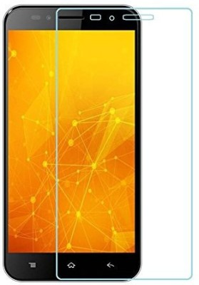 Lively Tempered Glass Guard for Intex Aqua Dream(Pack of 1)