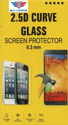 Saviorz Tempered Glass Guard for Nokia Lumia 430(Pack of 1)