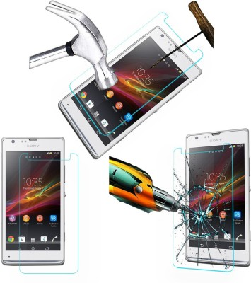 ACM Tempered Glass Guard for Sony Xperia Sp(Pack of 1)