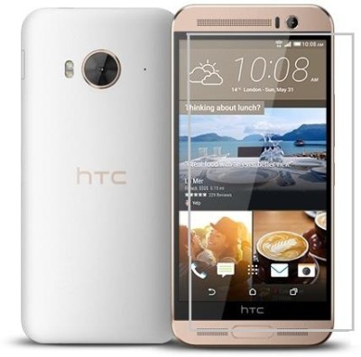 Newlike Tempered Glass Guard for HTC Desire One Me Dual