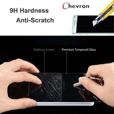 Chevron Tempered Glass Guard for Motorola Moto G (4th Generation) Plus