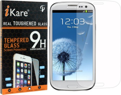 iKare Tempered Glass Guard for Samsung Galaxy S Duos, S Duos 2 S7582(Pack of 1)